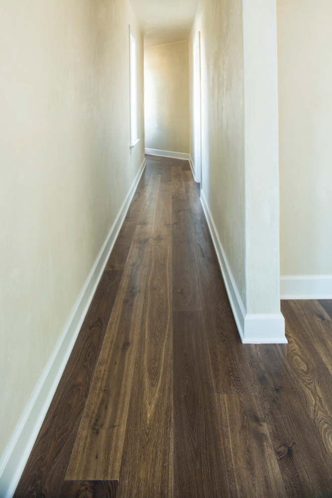 "BHRL-100 European Oak 7"" Wide Glitsa Urethane"